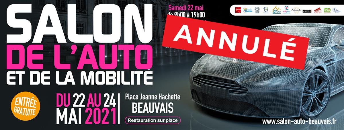 Salon Auto et Mobilité Beauvais 2021