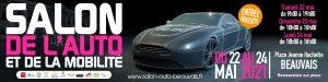 Salon de l'auto et de la mobilité beauvais mai 2021
